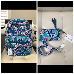 Vera Bradley Backpack bundle